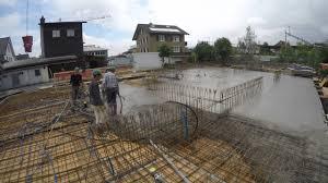 treppe betonieren decke betonieren im zeitraffer
