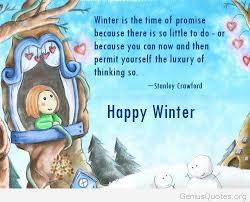 winter season message
