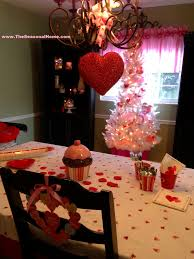 Valentine Decorations For The Table by Creative Re Purposed Decorations For Valentine U0027s Day The