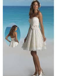 brautkleider standesamtliche hochzeit romantisch herz ausschnitt spitze blumen brautkleider