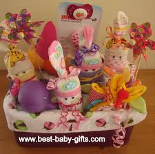 Best Food Gift Baskets Newborn Baby Gift Baskets How To Make A Unique Baby Gift