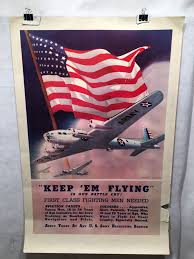 World War 2 Us Flag World War Ii