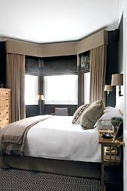 Modern Bay Window Curtains Decorating Curtains For Bay Window In Bedroom Viraladremus Club