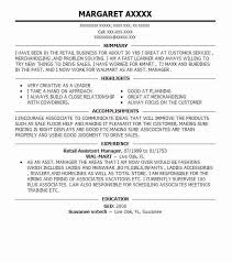 Good Skills To Put On A Resume For Retail Best Retail Assistant Manager Resume Example Livecareer