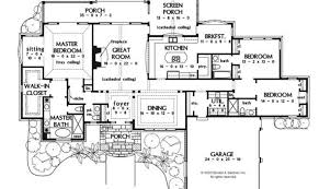 large house plans glamorous 25 large one story house plans design ideas of 176 best