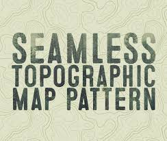 map pattern how to create a seamless topographic map pattern topographic map