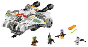 10 coolest lego star wars sets collider