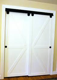 Bypass Closet Door Hardware Closet Installing Bypass Closet Doors Barn Door Hardware Bypass