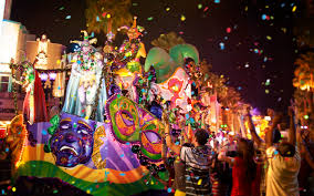 mardi gra floats mardi gras 2017 at universal orlando resort by the numbers