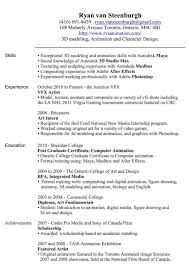 Resume Samples For Accounting by Curriculum Vitae Accounting Internship Cover Letter Sample