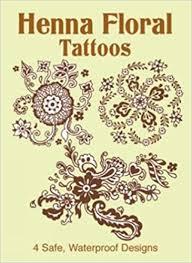 henna floral tattoos dover tattoos anna pomaska 8601400594131