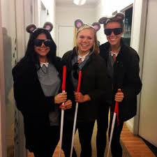 3 Blind Mice Costume A Spooky Spectacular Day California Endless Summer