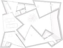 museum floor plan dwg gallery of ordos 100 35 christ u0026 gantenbein 3