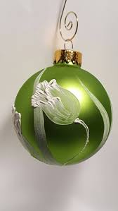 520 best hand painted ornaments images on pinterest holiday