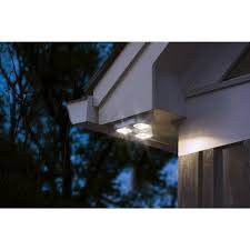 Led Exterior Soffit Lights by Best Soffit Mounted Flood Lights 65 For Par38 Led Outdoor Flood