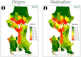 Hubway Map Bike Share Ridership Is Booming Spin Launches Better Bike