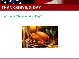 When Is Thanksgiving Day In Usa Born In The Usa