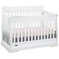 hudson convertible crib graco maple ridge 4 in 1 convertible crib white baby cribs