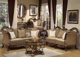 formal living room definition green brown ivory comfy cushion