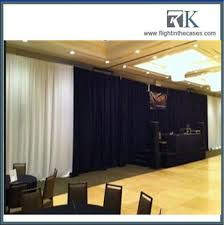 Wedding Backdrop And Stand Nine Trust Event Wedding Aluminum Backdrop Stand Pipe Drape Pipe