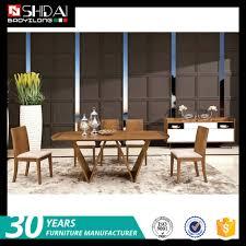 wholesale dining room furniture wooden dining set modern
