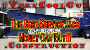 3 Ton Floor Jack Jack Stands And Creeper Set by Mechanic Service Jack Napa 3 5 Ton Floor Jack Youtube