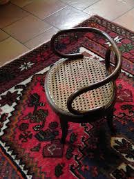siege thonet fauteuil thonet d enfant restauré chez l ébéniste atelier de l