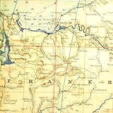 Map Of Britian Original German Wwii Luftwaffe Navigator Map Of England U201cbattle Of