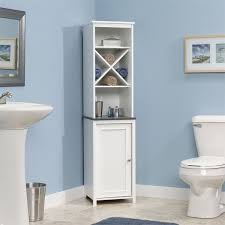 Corner Storage Cabinet 20 Corner Cabinets To Make A Clutter Free Bathroom Space Home