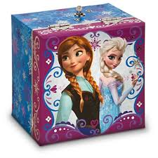 wdw store disney trinket box frozen jewelry box anna