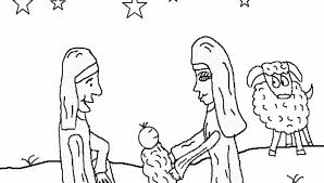 birth of jesus coloring page the birth of jesus coloring pages pertaining to jesus is born
