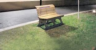 Old Park Benches Mumbai Colaba Garden Goes Eco Friendly To Get Tetra U0027park