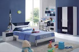 Modern Blue Bedrooms - 30 cool and contemporary boys bedroom ideas in blue