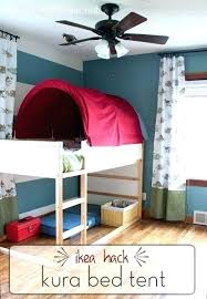 Bunk Bed Canopy Bunk Bed Tent Chic Castle Bunk Bed Tent Princess Play Loft Castle