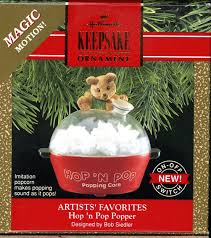 hallmark keepsake ornament artists favorites hop n