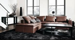 Modern Brown Sofa Modern Style Living Room Design Ideas Brown Sofa With Modern Brown
