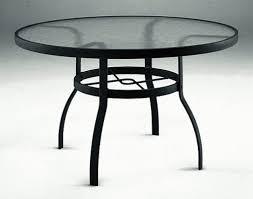 36 Patio Table Woodard Aluminum Patio Furniture 36