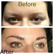 eyeliner tattoo pain level semi permanent makeup 3d eyebrow cali s beauty clinic cork