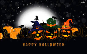 free halloween desktop backgrounds free happy halloween backgrounds long wallpapers