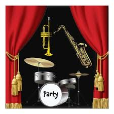 Curtains Music 54 Best Musical Birthday Party Images On Pinterest Birthday