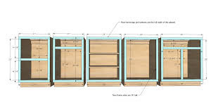 kitchen cabinet blueprints standard kitchen cabinet sizes design affordable modern home