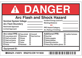 nfpa 70e arc flash table electrical safety standards in the workplace nfpa 70e grainger