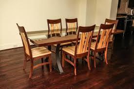 Walnut Live Edge Table by River Tables Figured Black Walnut Lumber Live Edge Furniture