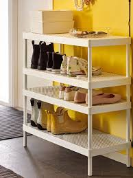 Ikea Hallway Table Stylish Yet Practical Ways To Store Shoes At Home U2013 Realestate Com Au