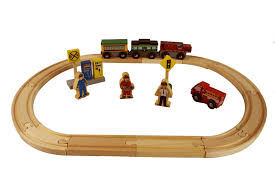 Make Wood Toy Train Track by Aliexpress Com Buy 70pcs Set Fashion Wooden Railway Track Toys