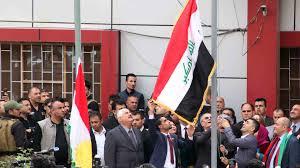 Kurdish Flag Iraq Parliament Votes To Remove Kurdish Flag In Kirkuk