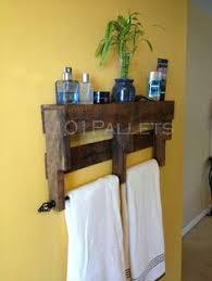 toallero con paletas de embarque amazing uses for old pallets u2013 24