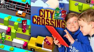 pj masks game ipad u2013 crossing owlette saves gekko family