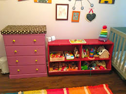 Repurpose Changing Table by Decor The Adventures Of Ernie Bufflo