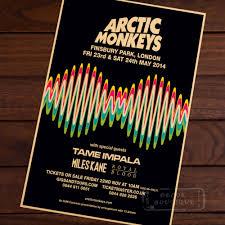 online get cheap arctic monkeys poster aliexpress com alibaba group